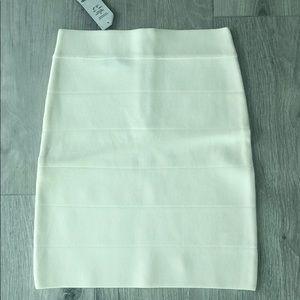 Brand NWT bandage skirt
